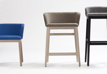 CONCORD chairs, designed by Claesson Koivisto Rune