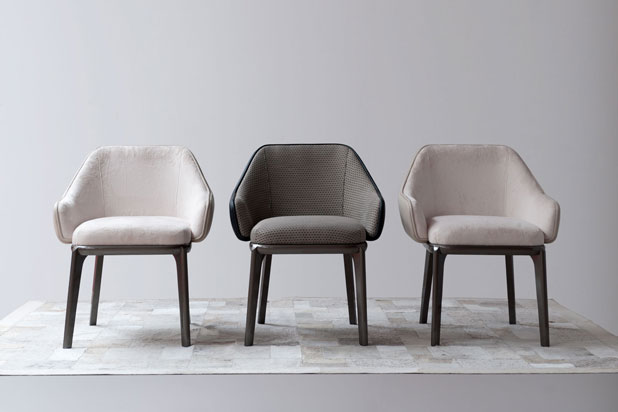 Chairs. Fortune II collection