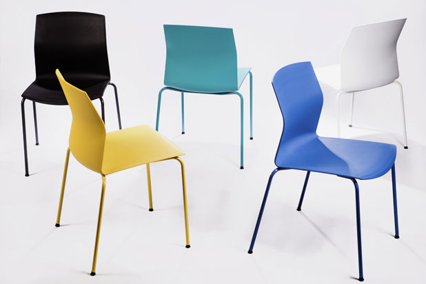 KABI chairs, designed by Jorge Pensi for Akaba