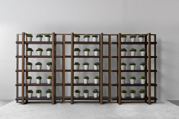Shelving. Fortune II collection
