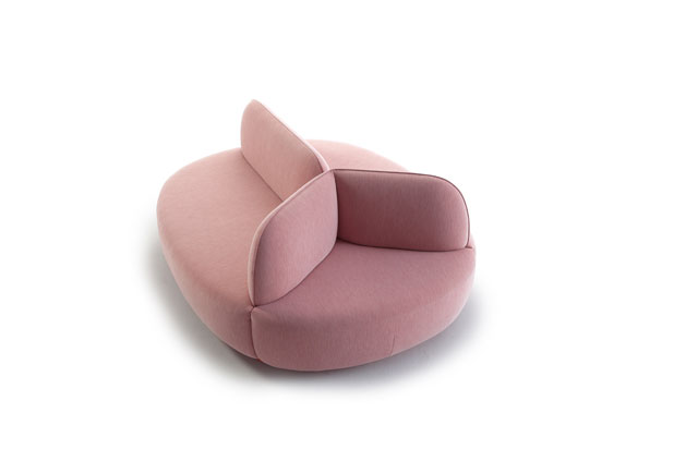 LA ISLA seating, designed by Note Design Studio for Sancal
