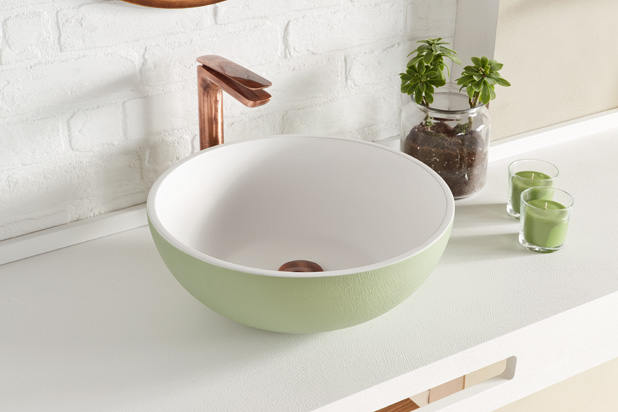 FOCUS washbasin collection by Acquabella