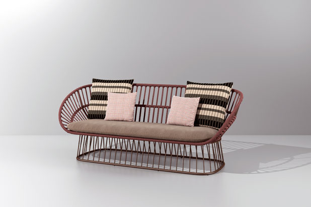 CALA sofa, designed by Doshi Levien for Kettal