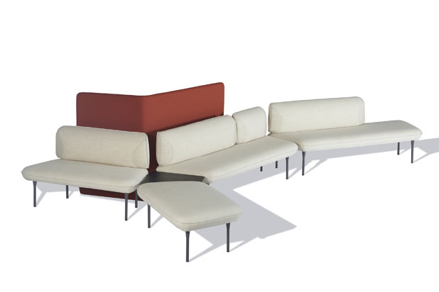 INSULA set of seats, designed by Patrick_Norguet for Capdell