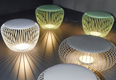 Meridiano lights, designed by JordiVilardell&MeritxellVidal