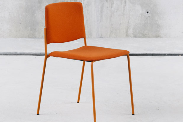 EMA 4L chair, designed by Lievore Altherr Molina for Enea