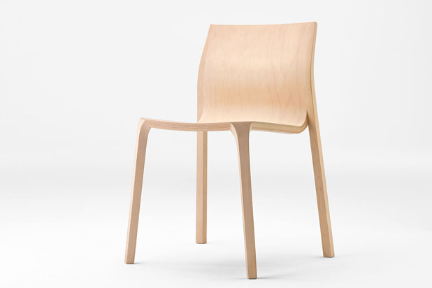 CONTOUR chair, designed by Ben van Berkel/UNSTUDIO for Ondarreta