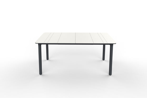 NOA-ONA table, designed by David Carrasco Barceló for Resol-Barcelona Dd