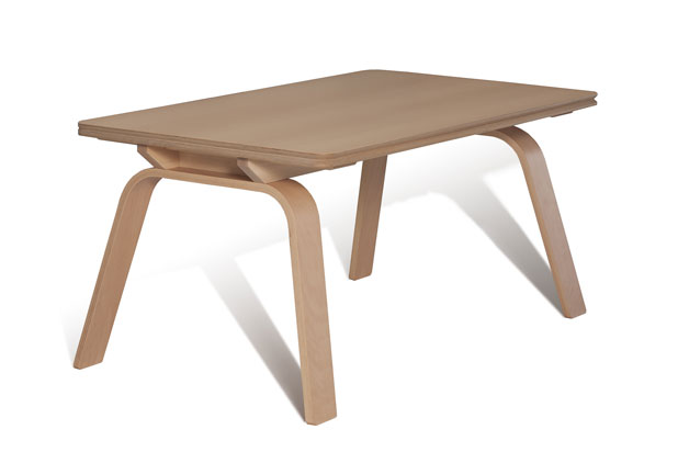 LIBRIS table, designed by Vicent Martínez for Capdell