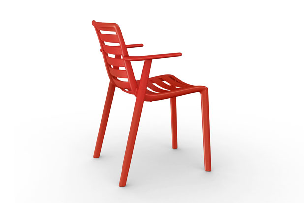 SLATKAT chair, designed by Josep Lluscà for Resol-Barcelona Dd
