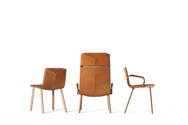 PLY seating collection, designed by Mario Ruiz for Capdell