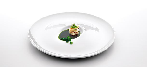 Dise o y creatividad para la alta cocina for Platos de alta cocina