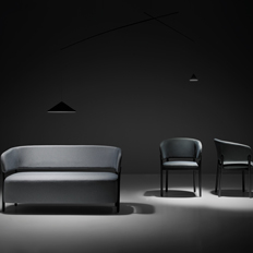 RC seating collection, designed by Francesc Rifé for Blasco&Vila