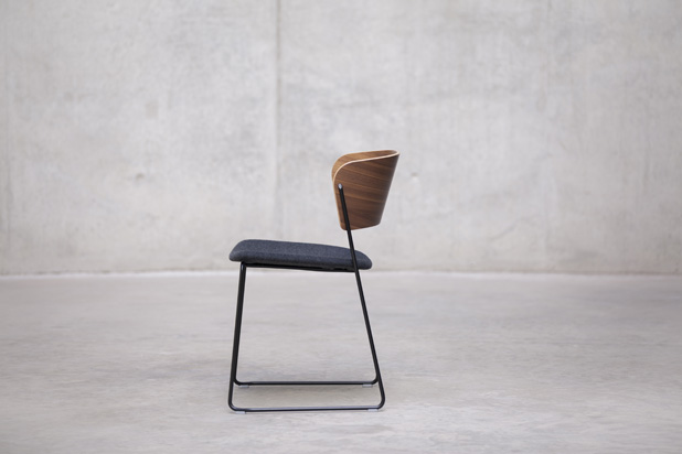 Arc chair for Inclass