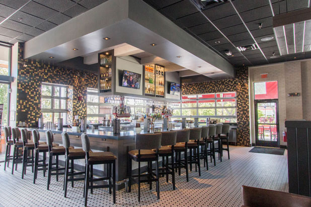 Mosaics by at the TONY ROMA's Bronzo in the US. Photo: Courtesy of DUNE.