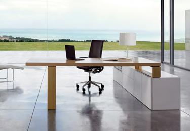 Qadro executive program for Steelcase