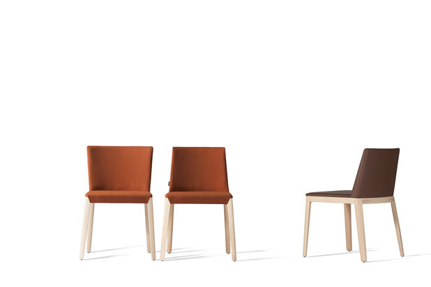 @ chair collection, designed by Gabi Teixidó for Capdell