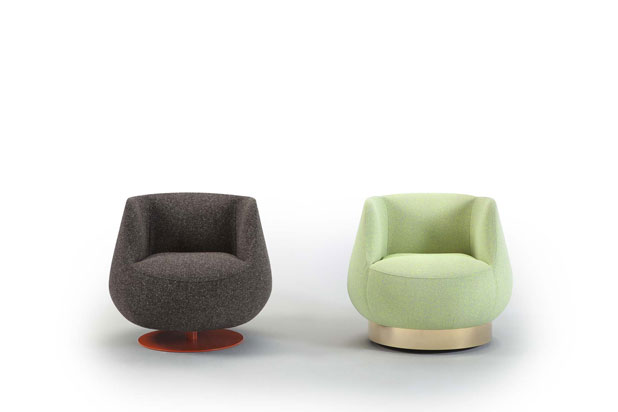 MAGNUM armchair collection, designed by EstudiHac for Sancal