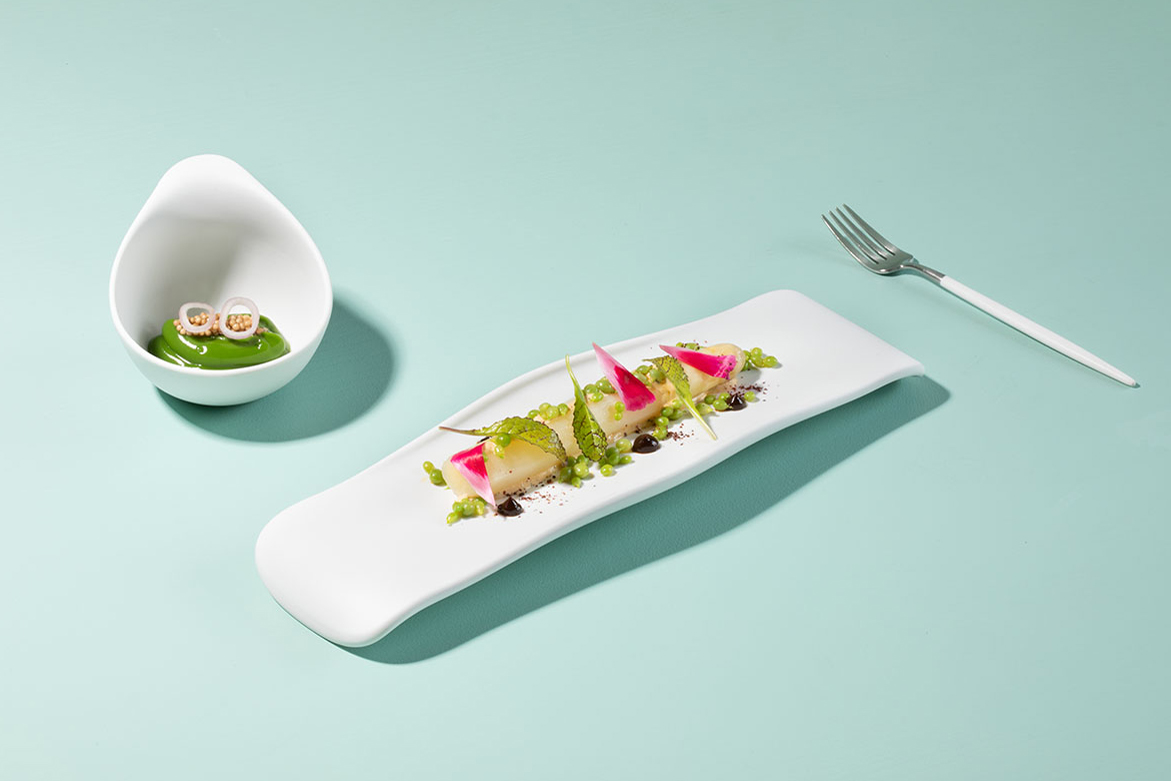 THE TYABLET collection by Ana Roquero (Cookplay). Photo by Cookplay.
