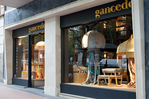 Gancedo´s flagship store in Madrid, Spain. Photo courtesy of Gancedo.