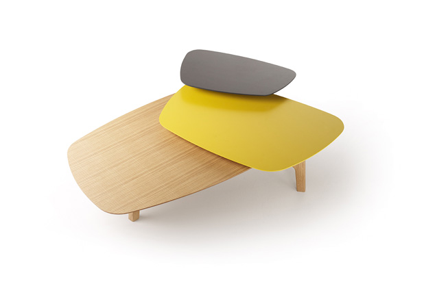 LORE coffee tables table, designed by Ibon Arrizabalaga
