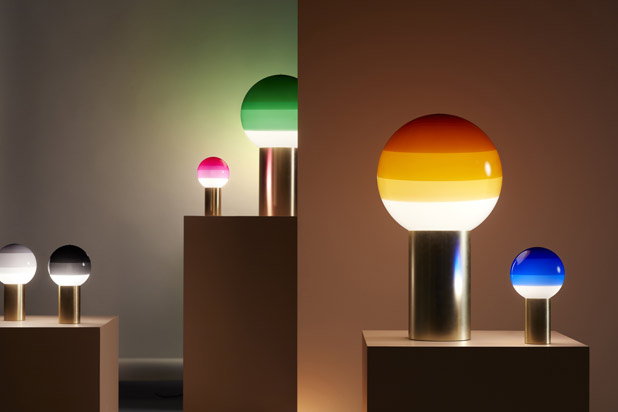 DIPPING LIGHT collection designed by Jordi Canudas for Marset