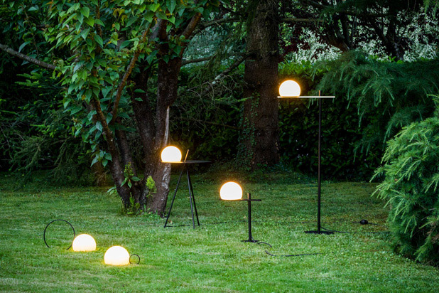 CIRC lights collection designed by Nahtrang for Estiluz