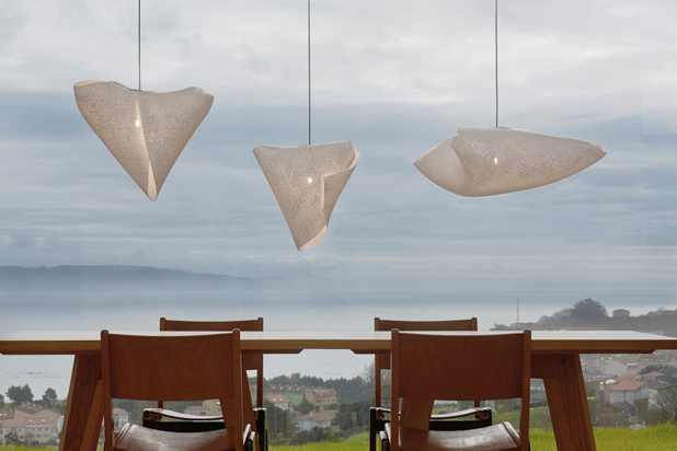 BALLET pendant lamps collection, designed by Héctor Serrano