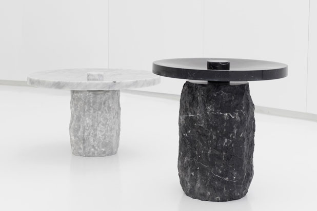 PETRA collection, designed by Francesc Rifé for Petra Stone