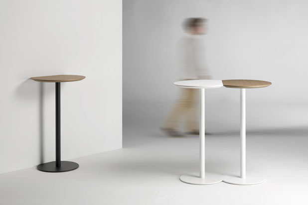 CORT tables, designed by Francesc Rifé for Kendo