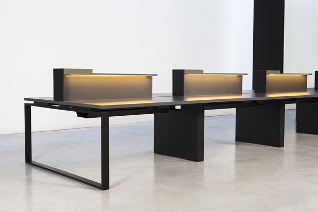 BAT tables, designed by Francesc Rifé for Akaba