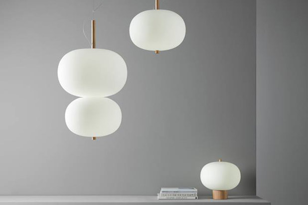 ILARDI hanging lamps designed by Iratzoki & Lizaso for Grok by Leds-C4