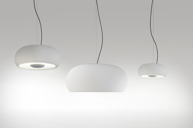 VETRA hanging lamps designed by Joan Gaspar for Marset