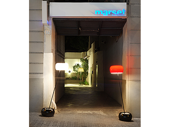 Showroom de Marset en Barcelona