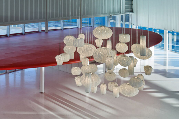 CORAL pendant lamps collection