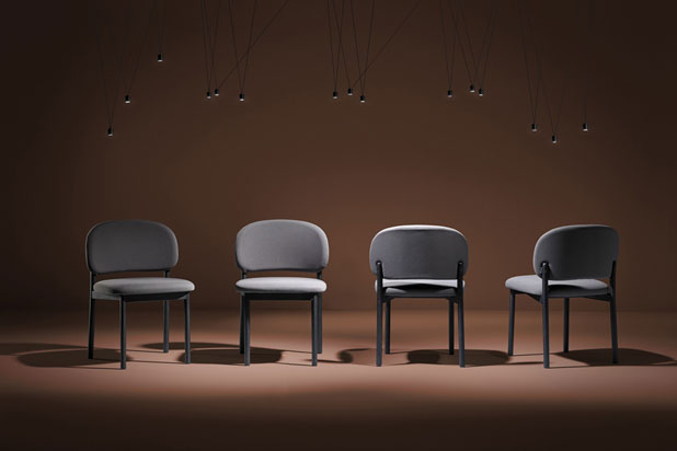 RC armchairs, designed by Francesc Rifé for Blasco&Vila (B&V)