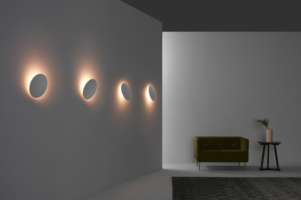 MOOD lights designed by Ricard Vila for Fluvia