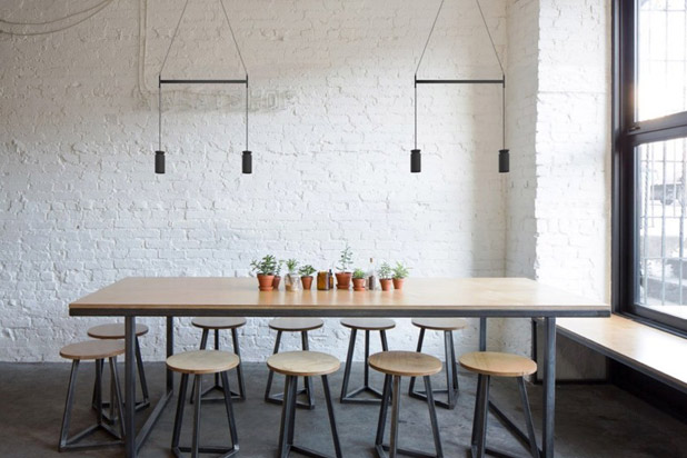 TRIANA hanging lamps designed by Produqtora for Carpyen