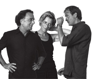 Alberto Lievore,Jeannette Altherr and Manel Molina