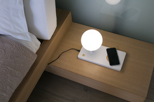NIKO table lamp designed by Nahtrang for Faro Barcelona