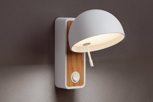 BEDDY wall lamp designed by Salgados for Bover