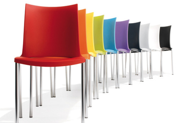 HOLA chairs, designed by Jorge Pensi for Kusch+Co