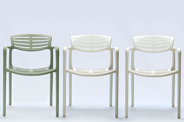 TOLEDO AIRE chairs, designed by Jorge Pensi for Resol