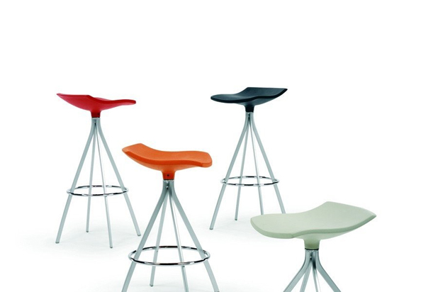 GIMLET stools, designed by Jorge Pensi for Mobles 114