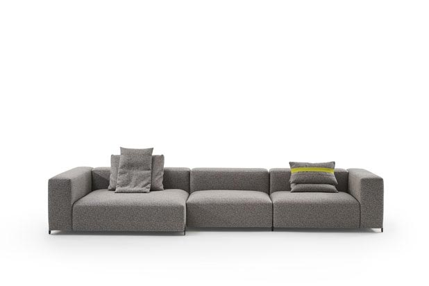 Mousse sofa by Rafa García for Sancal