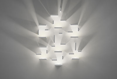 Set wall lights, designed by Xuclà