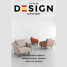 New Autumn issue of Design in/from Spain magazine