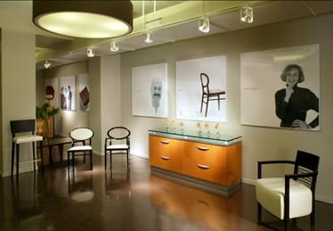 Andreu World´s Showroom in Chicago