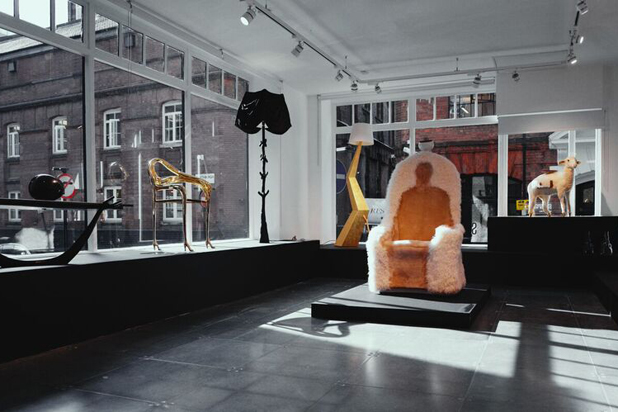 BD Barcelona´s showroom in London