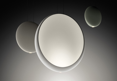 Cosmos pendant lights, designed by Lievore Altherr Molina